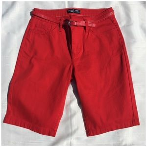 Riders by Lee Shorts - Riders by Lee Mid Rise Bermuda Shorts (85)